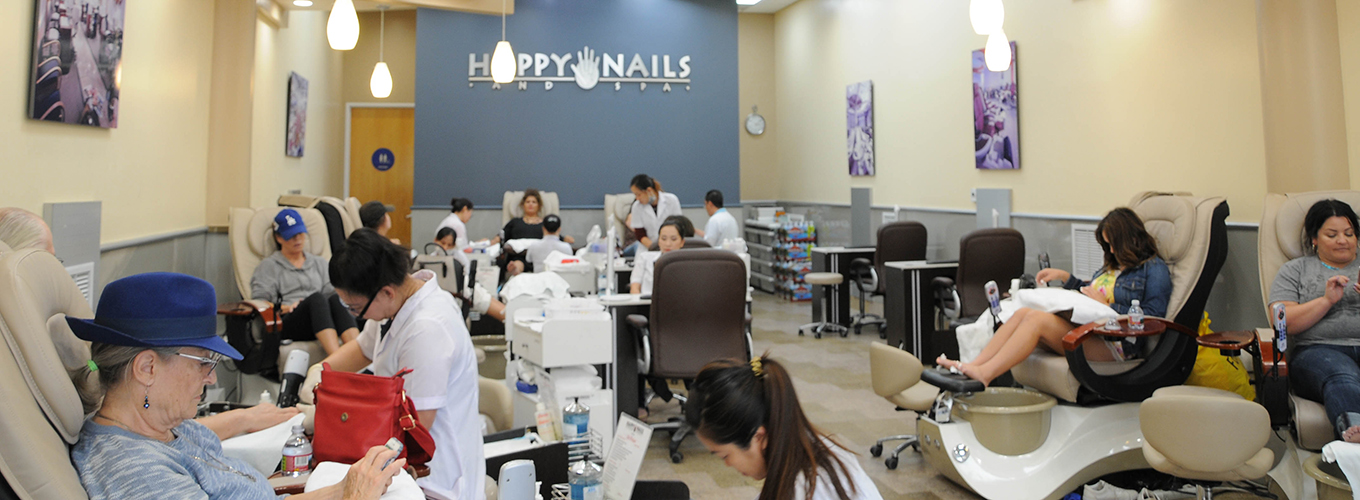 Happy Nails & Spa - Nail salon in San Diego, CA 92108